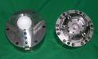 Chucking Systems are available in 2 versions.