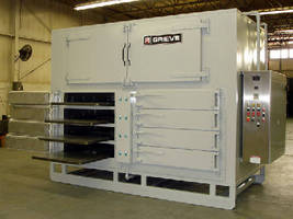 350ºF Electric Cabinet Oven