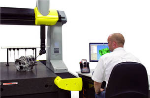 CMM Retrofit Service upgrades existing machines to 5 axes.