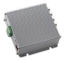 IP Surveillance Video Server employs quad processor.