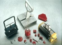 Magnetic Tools pick up, detect, and sweep.