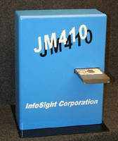 Laser Printer suits metal ID tag applications.