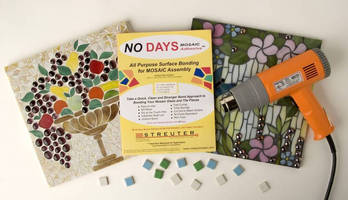 Adhesive Film for Quick Curing of Mosaics