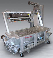 Bulk Bag Filler moves free- and non-free-flowing materials.