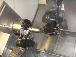 Space-Saving Toolholders can help increase machine capacity.