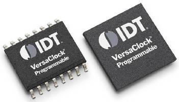 Clock Generators suit high-performance applications.