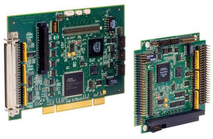 Programmable Motion Card features Ethernet connectivity.