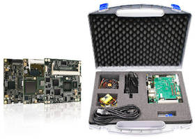 Evaluation Kit offers intro to compact class of COM Express(TM).