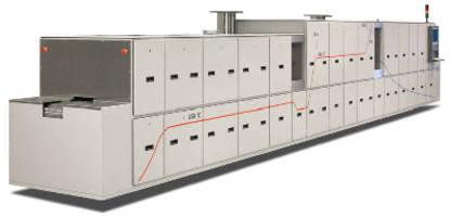 Fast Fire Furnaces meet solar cell metallization needs.