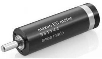Brushless Motor offers nominal speed of 61,600 rpm.