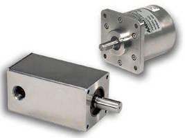 Transducers suit extreme duty and food grade applications.