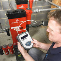 Dew-Point Hygrometer takes measurements in less than 10 min.