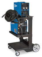 Aluminum Welding System offers one-knob synergic control.