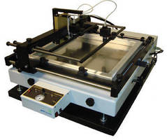 Automated Stencil Printer is optimized for reproducibility.
