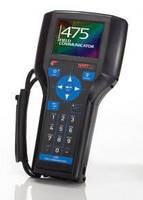 Field Communicator offers diagnostics and troubleshooting.