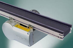 Belt Conveyors are built for durability and capacity.