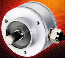 Multi-Turn Absolute Encoder suits harsh environments.