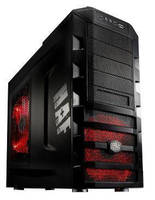 Tower Chassis features optimized airflow design.
