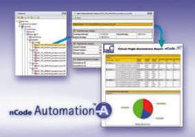 Software supplies engineering data storage/analysis/reporting.