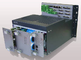 Motion Control System is optimized for machine automation.