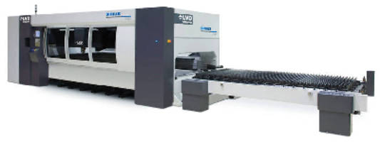 Laser Cutting System suits sheet metal processing.