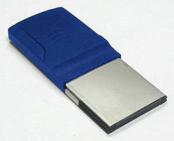RFID Reader/Writer supports Compact Flash.