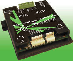 Compact Chassis Mount Temperature Control to 20 A