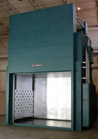 Walk-In Oven targets heat treating applications.