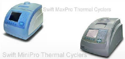 Thermal Cyclers utilize AeonStar(TM) peltier modules.
