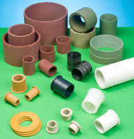 Stock Filled PTFE Shapes Create Bearings that Embed into Shaft