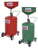 Antifreeze/Used Fluid Drains perform under heavy use.