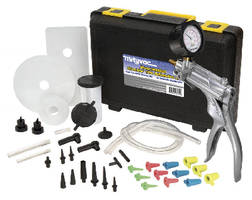 Test Kit facilitates auto diagnostics.
