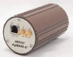 Digital Gamma Spectrometer features Ethernet capability.
