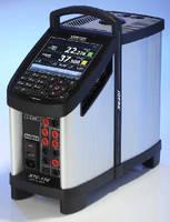 Temperature Calibrator uses dynamic load compensation.