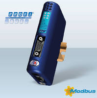 Protocol Converter provides Profibus connectivity.
