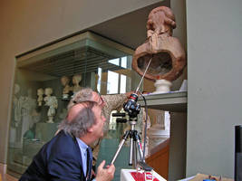 Borescope from Lenox Instrument Company Helps Authenticate Art at the Louvre Museum in Paris