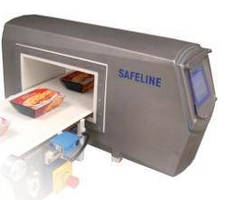 Metal Detector features Windows-style color touch screen.