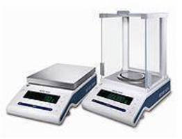 Balances accelerate weighing processes.