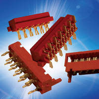 Board Connectors withstand strong vibration exposure.