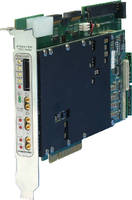 Carrier Board moves data at speeds of 2 Gbps.