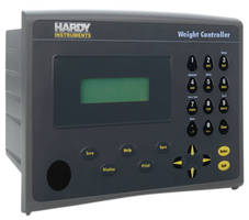 Hardy Multi-Scale Controller Canadian Weights & Measures Certified