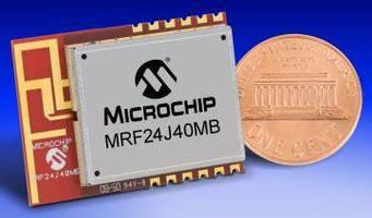 SMT 2.4 GHz RF Transceiver Module promotes ZigBee adoption.