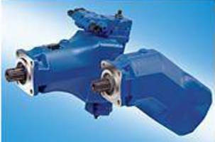 High-Pressure Pumps boost utility vehicle energy efficiency.