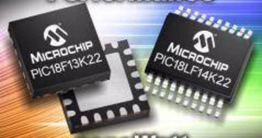PIC® MCUs (8-Bit) feature low-power operation.
