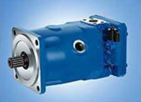 Axial Piston Pump suits upper medium-duty range applications.