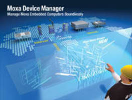 Rcore Embedded Software Platform Now Supports Moxa Device Manager V2.0