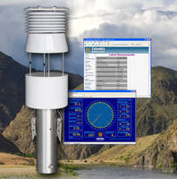 Weather Station includes automatic wind direction alignment.
