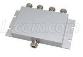 Signal Splitter targets wideband WLAN applications.