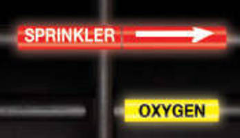 Reflective Pipe Markers ensure safety in emergency situations.