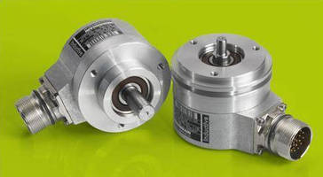 Absolute Rotary Encoders are offered with inductive scanning.
